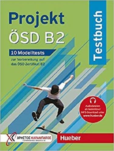 کتاب آلمانی Projekt ÖSD B2 Testbuch