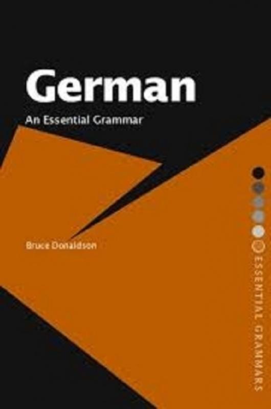 کتاب German: An Essential Grammar