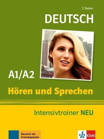کتاب Hören und Sprechen Intensivtrainer A1/A2 NEU