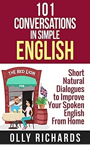 کتاب کانورسیشنز این سیمپل انگلیش 101Conversations in Simple English