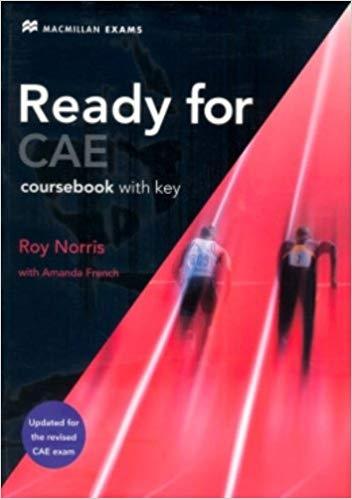 کتاب زبان Ready for CAE Course book + Work book with key