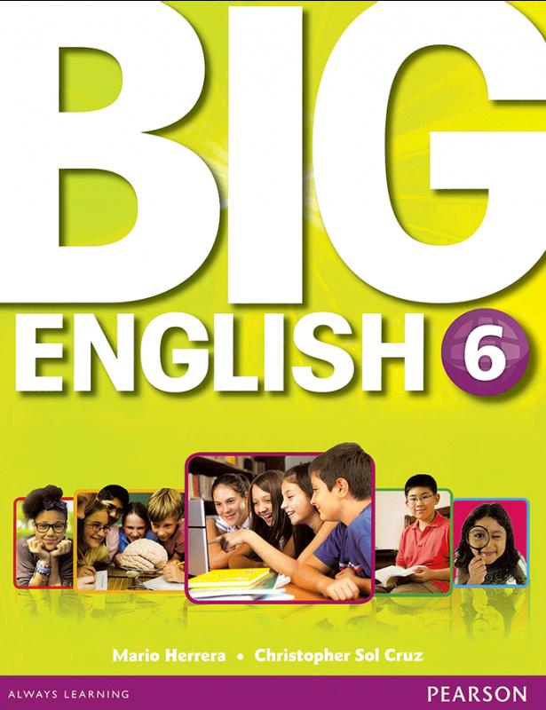 کتاب Big English 6 SB+WB+CD+DVD