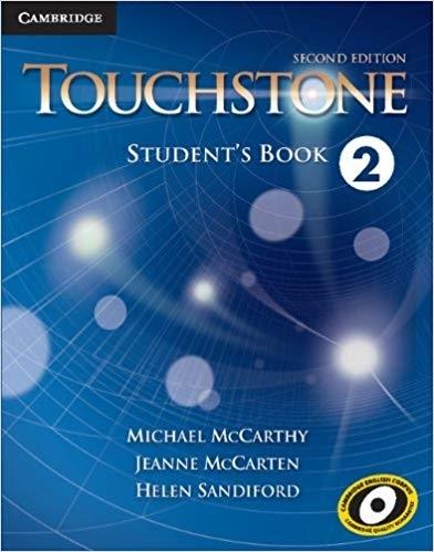 کتاب آموزشی تاچ استون Touchstone 2nd 2 SB+WB+CD تحریر