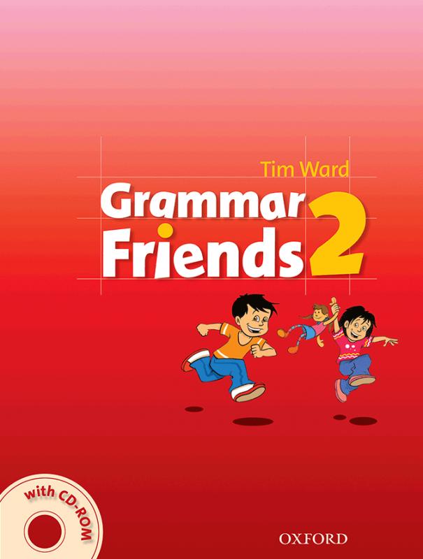کتاب Grammar Friends 2 Student Book