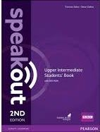 کتاب اسپیک اوت Speakout 2nd Upper-Intermediate SB+WB+2DVD