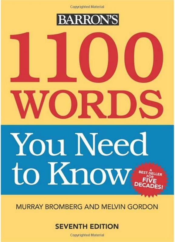 کتاب 1100Words You Need to Know 7th