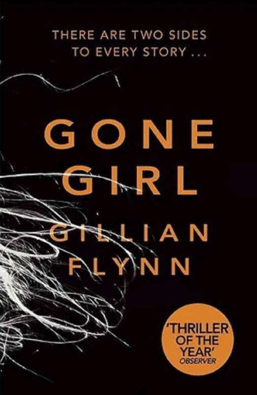 کتاب Gone Girl