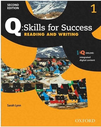 Q Skills for Success 2nd 1 Reading and Writing+CD