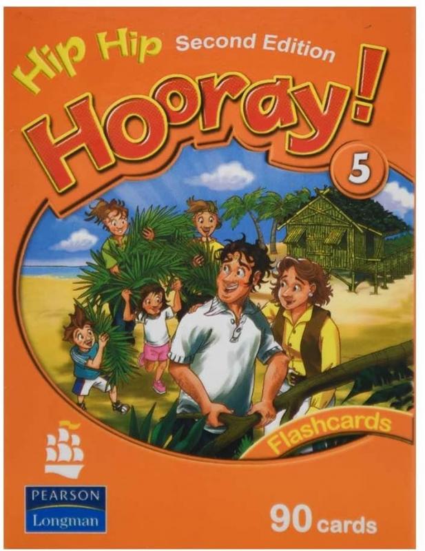 Flash Cards Hip Hip Hooray 5 2nd