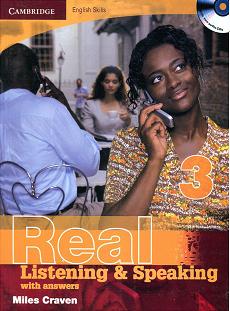 کتاب Cambridge English Skills Real Listening and Speaking 3