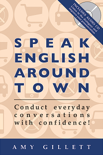 کتاب انگلیسی را در سطح شهر صحبت کنید+CDگلشن