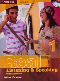 کتاب Cambridge English Skills Real Listening and Speaking 1
