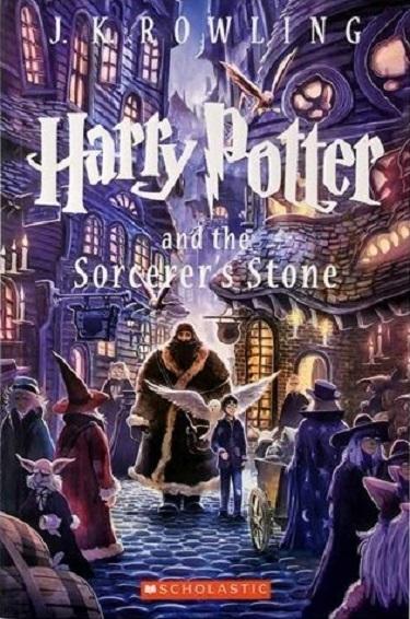 کتاب Harry Potter and the Sorcerers Stone - Harry Potter 1