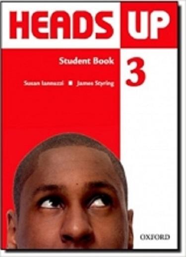 کتاب آموزشی هدز آپ Heads Up 3: SB+WB+CD