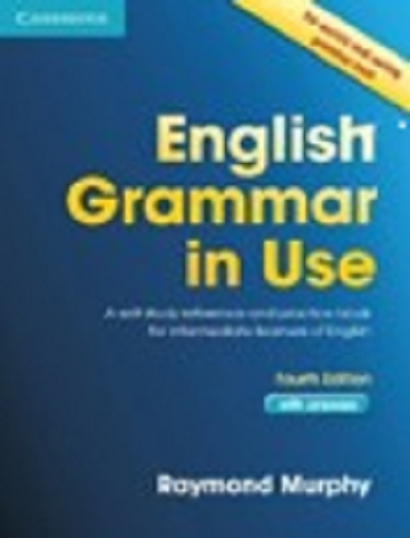 کتاب English Grammar in Use 4th+CD رحلی