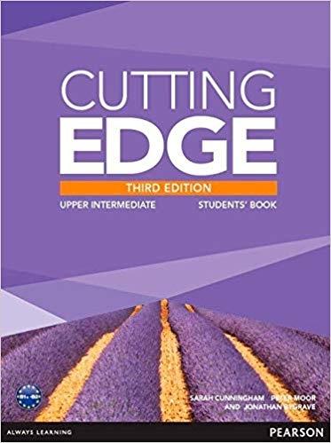 کتاب آموزشی کاتینگ ادج Cutting Edge 3rd Upper-Intermediate SB+WB+CD+DVD