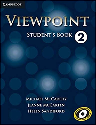 کتاب Viewpoint 2 Sb+Wb+DVD