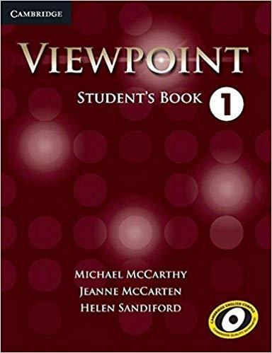 کتاب Viewpoint 1 SB+WB+CD