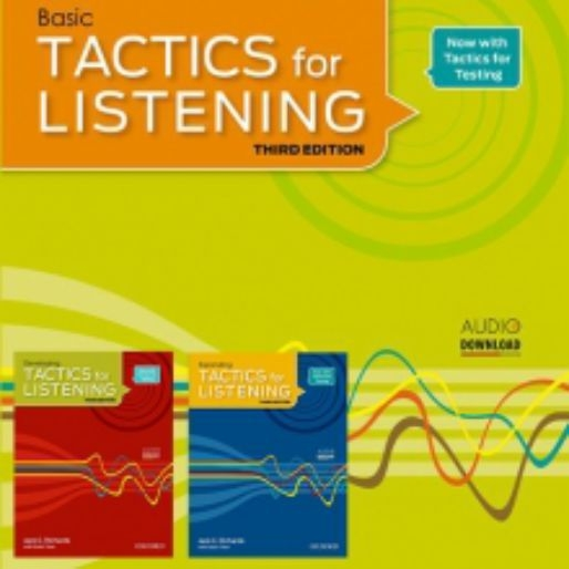 مجموعه 3 جلدي Tactics for Listening تحریر