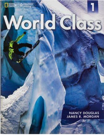 کتاب ورلد کلس World Class 1 S+W+DVD
