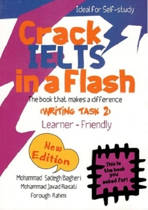 کتاب (Crack IELTS In a Flash (Writing Task2