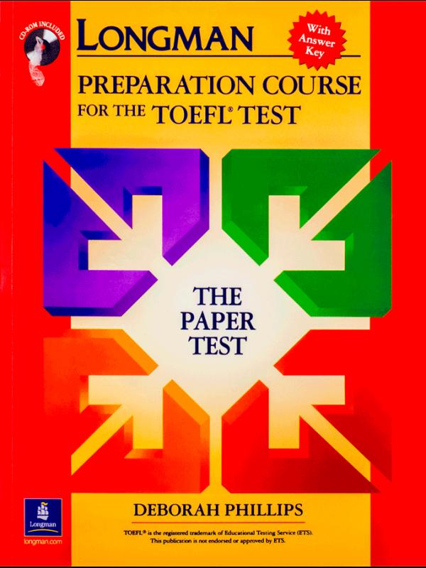 کتاب Longman PBT Preparation Course for the TOEFL Test The Paper Tests