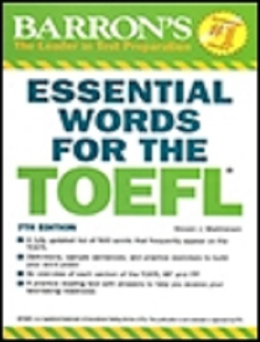 کتاب Essential Words for the TOEFL 7th+CD