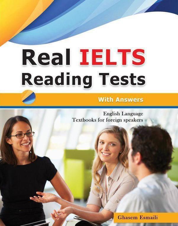 کتاب تست های اصلی آزمون ریدینگ آیلتس  | Real IELTS Reading Tests
