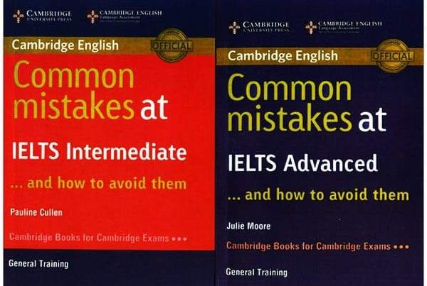 پکیج دو جلدی Common Mistakes At IELTS