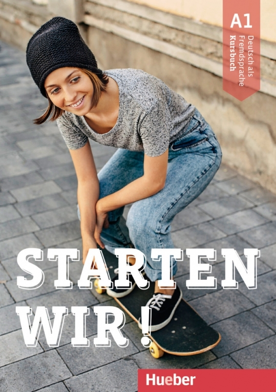 کتاب 2019 Starten wir! A1: Kursbuch + Arbeitsbuch + CD