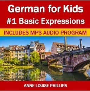 کتاب German for Kids