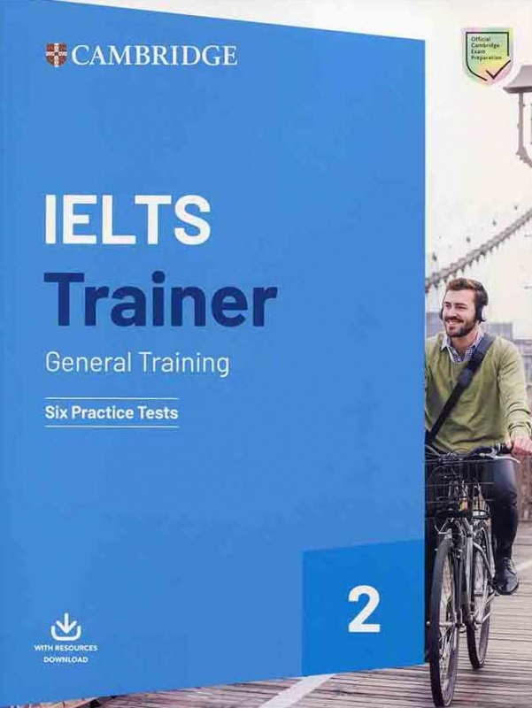 کتاب Cambridge Ielts Trainer 2 -General