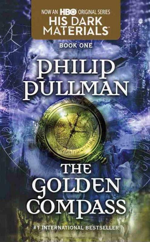 کتاب The Golden Compass - His Dark Materials 1