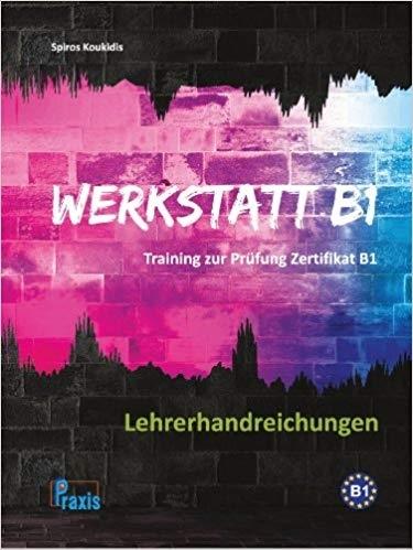 کتاب Werkstatt B1