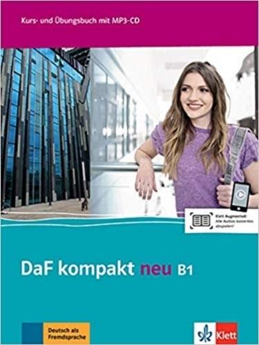 کتاب DaF Kompakt Neu B1