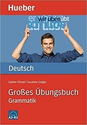 کتاب Grobes Ubungsbuch Deutsch - Grammatik