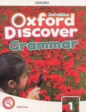 کتاب Oxford Discover 1 2nd - Grammar +CD