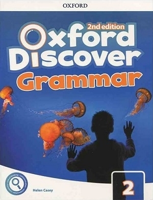 کتاب Oxford Discover 2 2nd - Grammar +CD