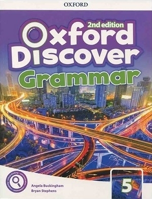 کتاب Oxford Discover 5 2nd - Grammar +CD