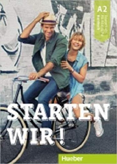 کتاب Starten wir!: Kursbuch A2