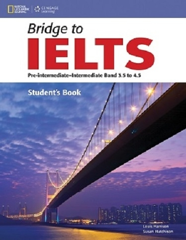 کتاب (Bridge to IELTS (SB+WB+CD