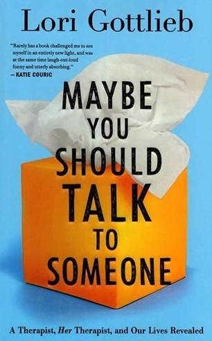 کتاب Maybe You Should Talk To Someone