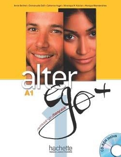کتاب فرانسه آلتر اگو پلاس Alter EGO Plus A1 (S.B+W.B)+CD