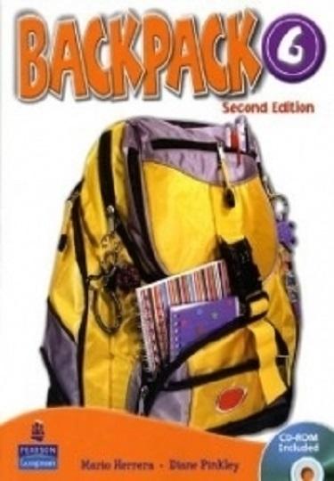 کتاب Backpack 6 SB+WB+CD