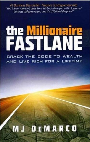 کتاب The Millionaire Fastlane