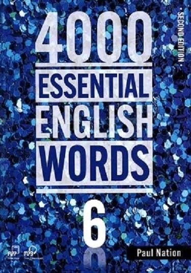 کتاب 4000Essential English Words 2nd 6