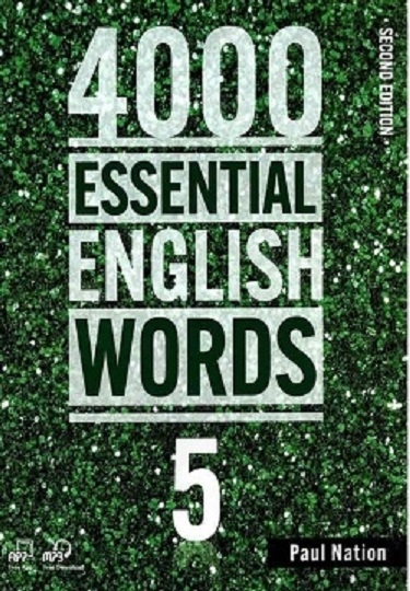 کتاب 4000Essential English Words 2nd 5