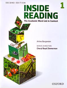 کتاب اینساید ریدینگ ویرایش دوم Inside Reading 2nd 1 سایز کوچیک
