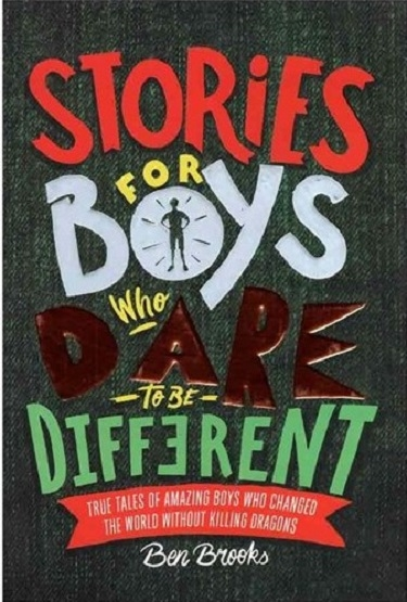 کتاب Stories for Boys Who Dare to be Different