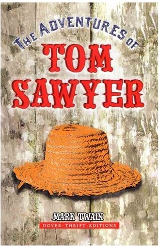 کتاب  The Adventures of Tom Sawyer